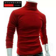 Red Polo Turtle Neck | Clothing for sale in Nairobi, Nairobi Central