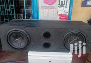"Pioneer 10"" Twin Woofers 