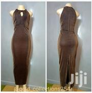 Brown With Copper Dress Size 12 | Clothing for sale in Nairobi, Nairobi Central