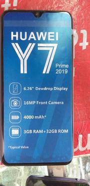 Huawei Y7 Prime 32 GB Black | Mobile Phones for sale in Nairobi, Nairobi Central