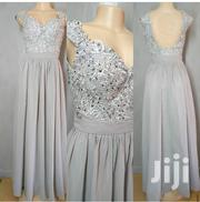 Grey Shifon Dress Available Size 8/10 | Clothing for sale in Nairobi, Nairobi Central