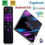 Android TV Box, H96 Max RK3318 2 + 16G Dual Frequency Wifi + Bluetooth | TV & DVD Equipment for sale in Nairobi, Nairobi Central