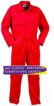 Red Zipped Overalls | Clothing for sale in Nairobi, Nairobi Central
