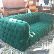 Fully Buttoned Chesterfield Sofas(3 Seater) | Furniture for sale in Nairobi, Ziwani/Kariokor