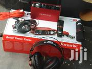 Soundcard/ Condenser Microphone/ Headphones | Accessories for Mobile Phones & Tablets for sale in Nairobi, Nairobi Central