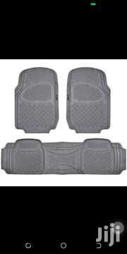 Grey Rubber Cojoined 3pc Mats   Vehicle Parts & Accessories for sale in Nairobi, Nairobi Central