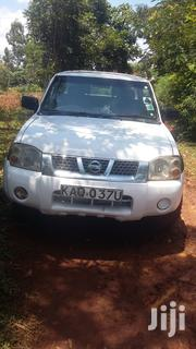 Nissan Navara 2003 White | Cars for sale in Nakuru, Mosop