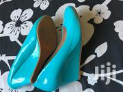 Still New Used Once for a Wedding,They Are Blue in Color | Shoes for sale in Nakuru, London