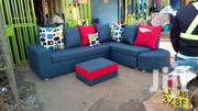 Ready Made L-seat | Furniture for sale in Nairobi, Kahawa West
