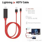Lightning To HDMI Cable, iPhone To HDMI Cable Adapter 1080pfor iPhone | Accessories & Supplies for Electronics for sale in Nairobi, Nairobi Central