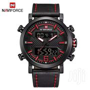 Naviforce 9135m Leather Strap Men Watch | Watches for sale in Kiambu, Township C