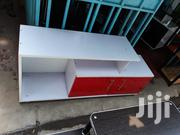Red +White Tv Stand Available   Furniture for sale in Nairobi, Nairobi Central