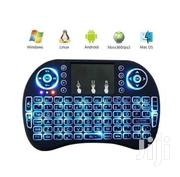 Wireless Mini Keyboard With Touch Pad and Backlight | Musical Instruments for sale in Nairobi, Nairobi Central