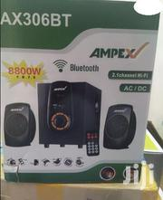 Ampex Bluetooth AX002BT - 2.1 Channel Subwoofer - 8800W   Audio & Music Equipment for sale in Nairobi, Nairobi Central