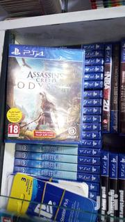 Ps4 Assassin's Creed Odessy | Video Game Consoles for sale in Nairobi, Nairobi Central