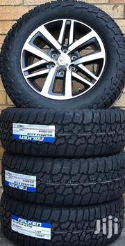 265/60/18 Falken Tyres Is Made In Thailand | Vehicle Parts & Accessories for sale in Nairobi, Nairobi Central