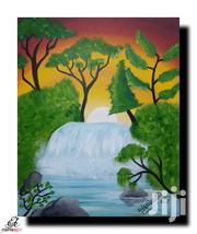 Waterfall Wall Painting | Arts & Crafts for sale in Nairobi, Nairobi Central