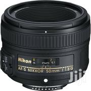 Nikon 50mm F1.8 | Cameras, Video Cameras & Accessories for sale in Mombasa, Bamburi