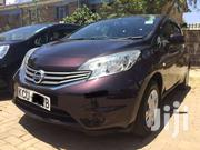 New Nissan Note 2013 Purple | Cars for sale in Nairobi, Woodley/Kenyatta Golf Course