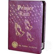 Prayer Rain Leather Bound Dr  Daniel Olukoya. | Books & Games for sale in Nairobi, Nairobi Central