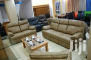 Nice Heavy Microfibre Recliner Sofa Set 6 Seater | Furniture for sale in Nairobi, Woodley/Kenyatta Golf Course
