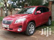Toyota Vanguard 2009 Red | Cars for sale in Nairobi, Nairobi Central