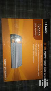 8 Domain Ethernet Switch With 10m Long Cat 6 Cable | Computer Accessories  for sale in Machakos, Machakos Central
