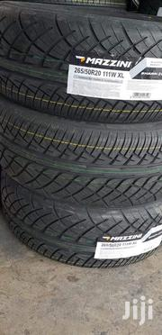 265/50/20 Mazzini Tyres Is Made In China | Vehicle Parts & Accessories for sale in Nairobi, Nairobi Central