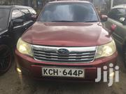 Subaru Forester 2009 Red | Cars for sale in Nairobi, Kilimani
