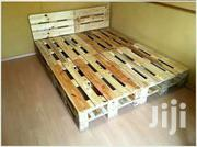 Pallet Bed 5by6/Pallet Furniture | Furniture for sale in Nairobi, Lower Savannah