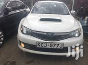 Subaru Impreza 2010 White | Cars for sale in Nairobi, Kilimani