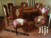 Antique Dining Table With 6 Seats | Furniture for sale in Kisumu, Kondele