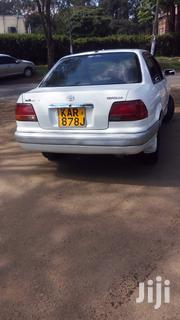 Toyota Corolla 1996 White | Cars for sale in Nakuru, Lanet/Umoja