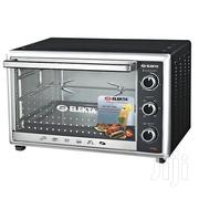 Elekta 43L Electric Oven With Rotisserie - Metallic | Kitchen Appliances for sale in Nakuru, Nakuru East