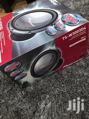 Pioneer 2000W TS-W3003D4 Car Subwoofers DVC Subs | Vehicle Parts & Accessories for sale in Nairobi, Nairobi Central