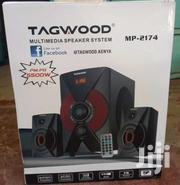 Tagwood 2.1 Bluetooth Speaker, Free Delivery Within Nairobi Cbd | Audio & Music Equipment for sale in Nairobi, Nairobi Central