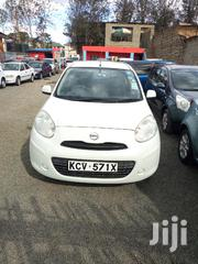 New Nissan March 2013 White | Cars for sale in Kiambu, Township C