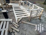 Pallet Sofa Bed( 4 Seater And A 5 By 6   Furniture for sale in Kiambu, Kiuu
