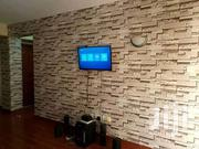 TV Mounting And Wallpaper Supply And Installation | Other Services for sale in Mombasa, Bamburi