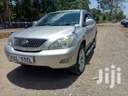 Toyota Harrier 2003 Silver | Cars for sale in Nairobi, Karura