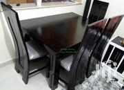 4 Seater Mahogany Dining Table.   Furniture for sale in Nairobi, Nairobi Central