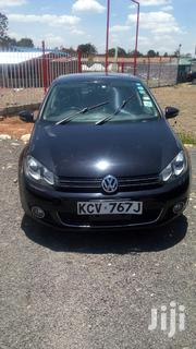 Volkswagen Golf 2012 1.4 TSI 5 Door Black | Cars for sale in Nairobi, Karura