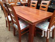 6 Seater Mahogany Dining Table   Furniture for sale in Nairobi, Nairobi South