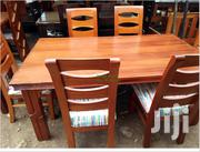 6 Seater Mahogany Dining Table | Furniture for sale in Nairobi, Nairobi South