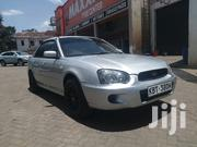 Subaru Impreza 2005 2.0 WRX STi Silver | Cars for sale in Nairobi, Karen