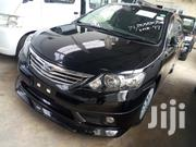 New Toyota Allion 2012 Black | Cars for sale in Mombasa, Shimanzi/Ganjoni
