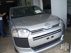 Toyota Succeed 2015 Silver