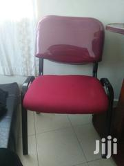 Lovely Red Chairs | Furniture for sale in Mombasa, Mkomani
