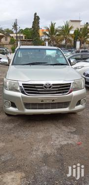 Toyota Hilux 2012 Gray | Cars for sale in Mombasa, Shimanzi/Ganjoni