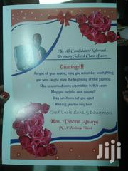 Success Cards Customised | Other Services for sale in Nairobi, Nairobi Central
